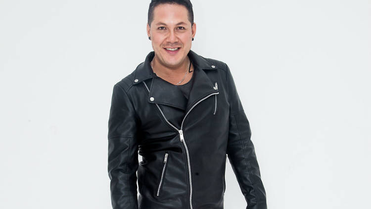 Hugo Blanquet, el primer standupero drag de la ciudad de México