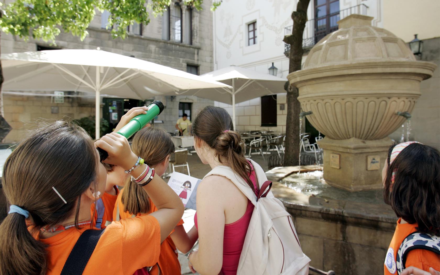 Poble Espanyol Activitats infantils