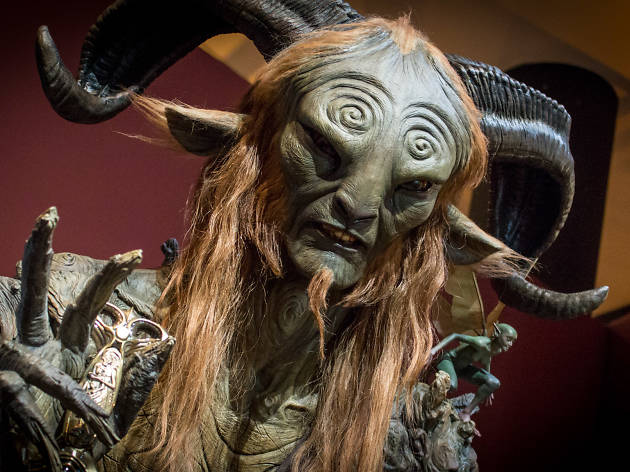 Falling in love with Guillermo del Toro's disturbingly beautiful monsters at LACMA