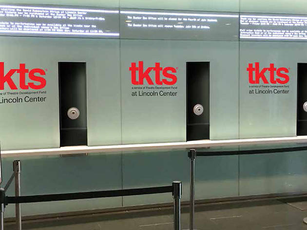 A Complete Guide To The New Pop Up Tkts Booth At Lincoln