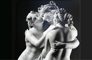 Sensualidad y belleza. Antonio Canova y Mimmo Jodice