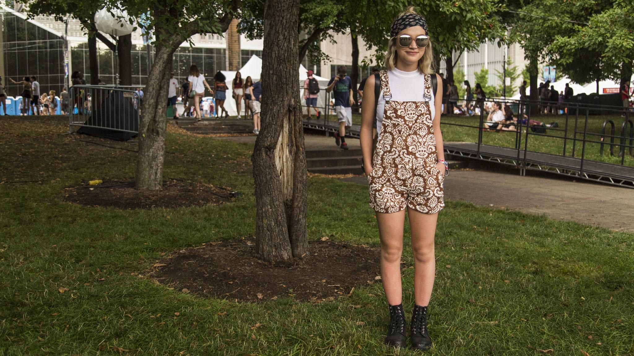 Lollapalooza Street Style 2016