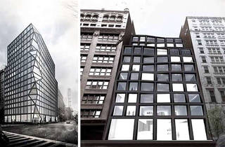 The first NYC building by starchitect Rem Koolhaas is coming soon
