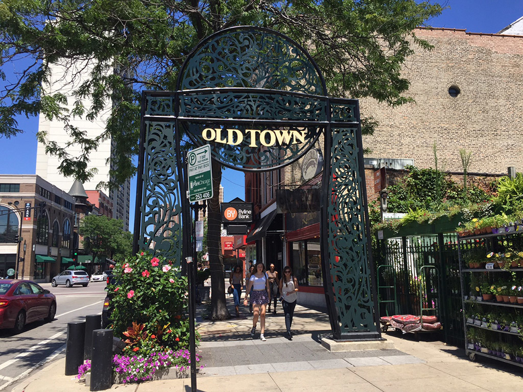 Old Town and Goose Island