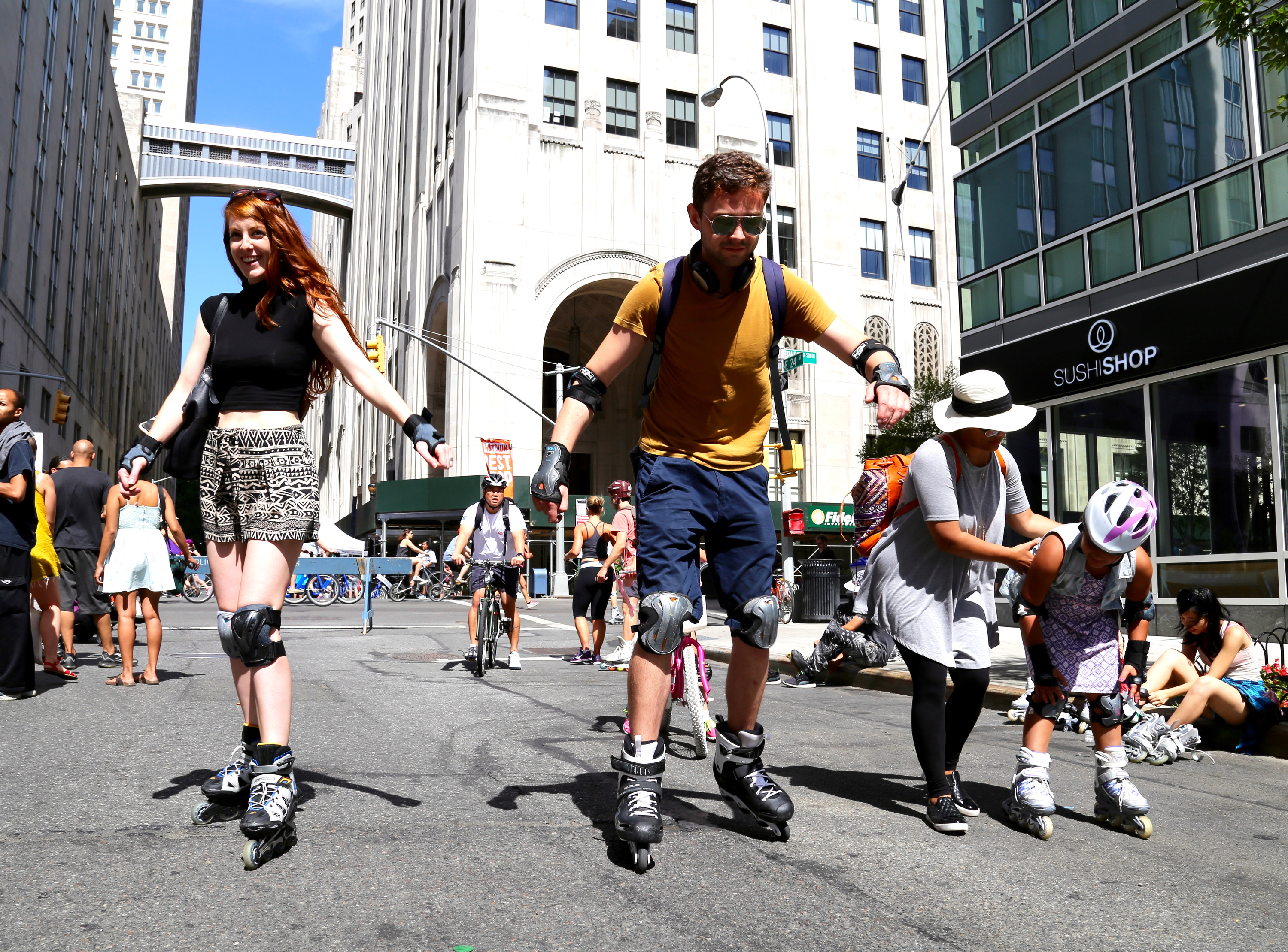 Image result for Summer Streets nyc