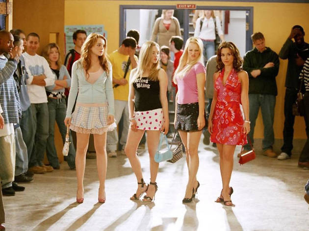 Chicas pesadas, mean girls