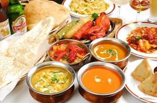 インドカレー タージクティ