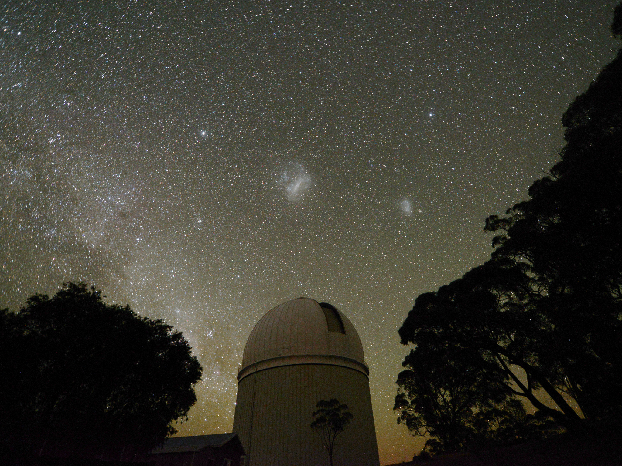 The best stargazing near Sydney