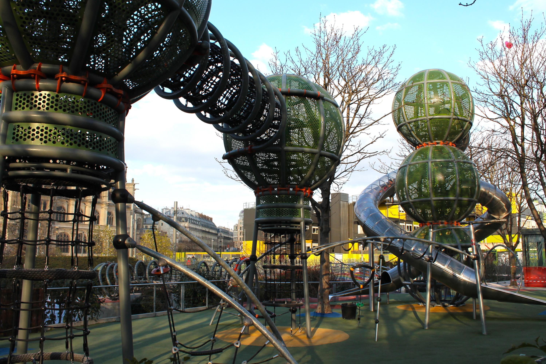 Les 10 meilleures aires de jeux de paris for Jardin nelson mandela