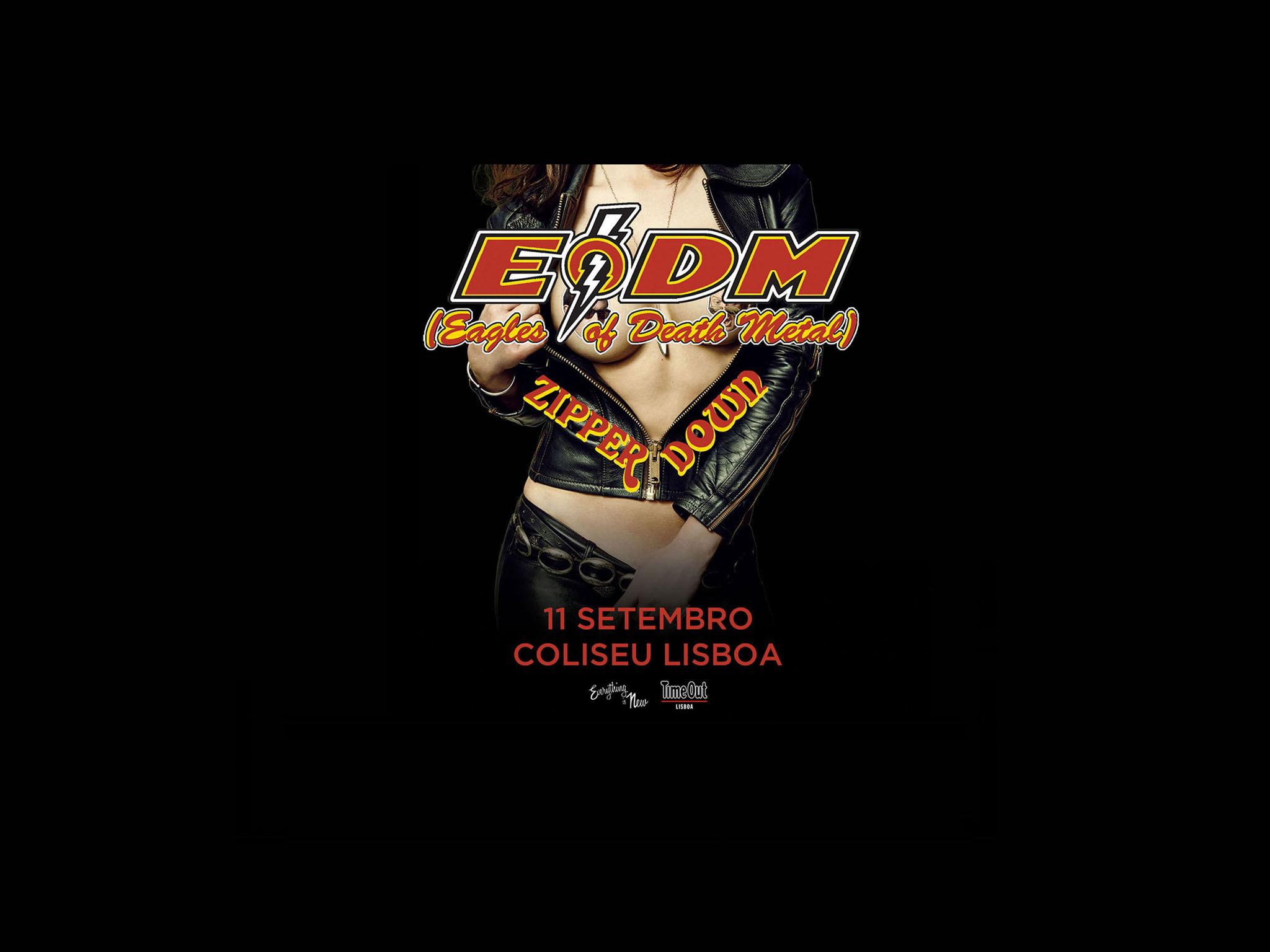 Concerto Eagles of Death Metal