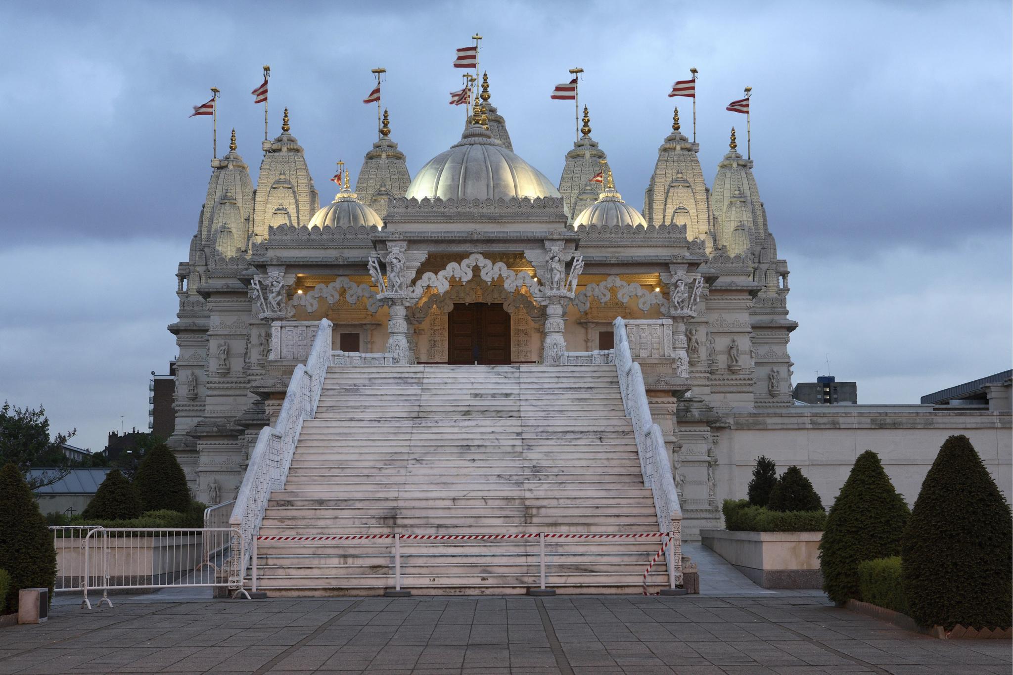 Neasden Temple, BAPS Shri Swaminarayan Mandir