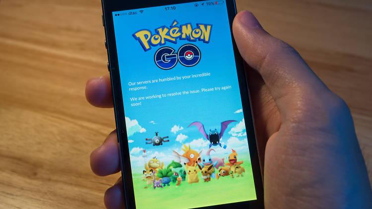Pokémon Go bars et restaurants