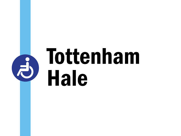 Night tube: Tottenham Hale