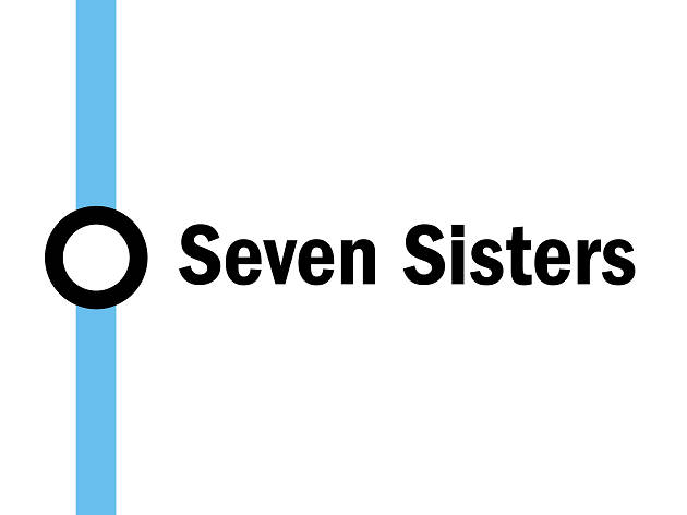 Night tube: Seven Sisters