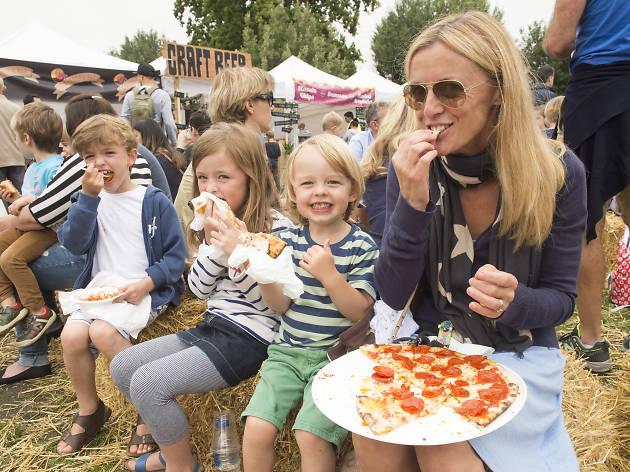 Wimbledon Park Food Festival