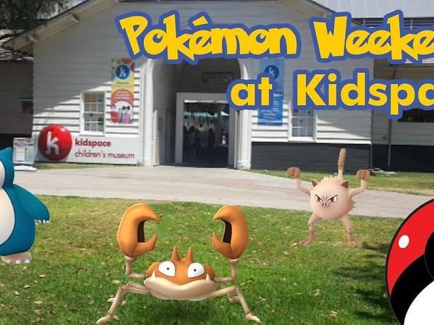 Pokémon Weekends
