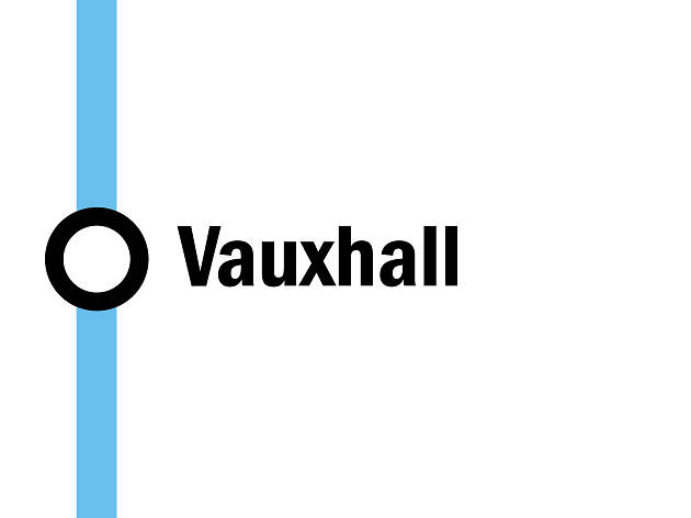 Night tube: Vauxhall