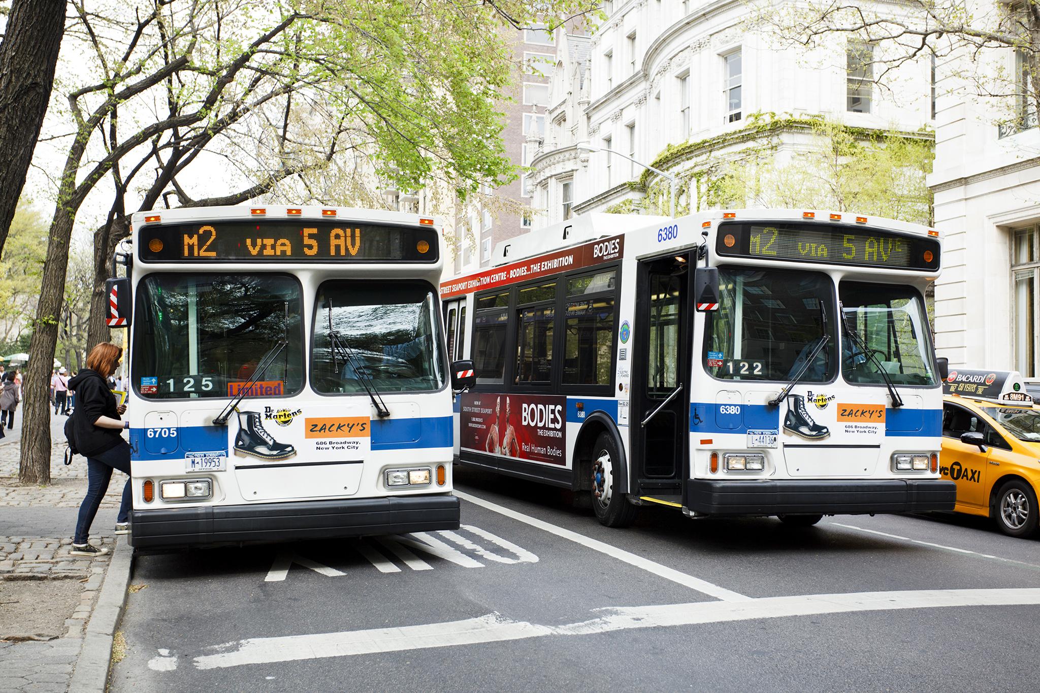 Convenient Transportation