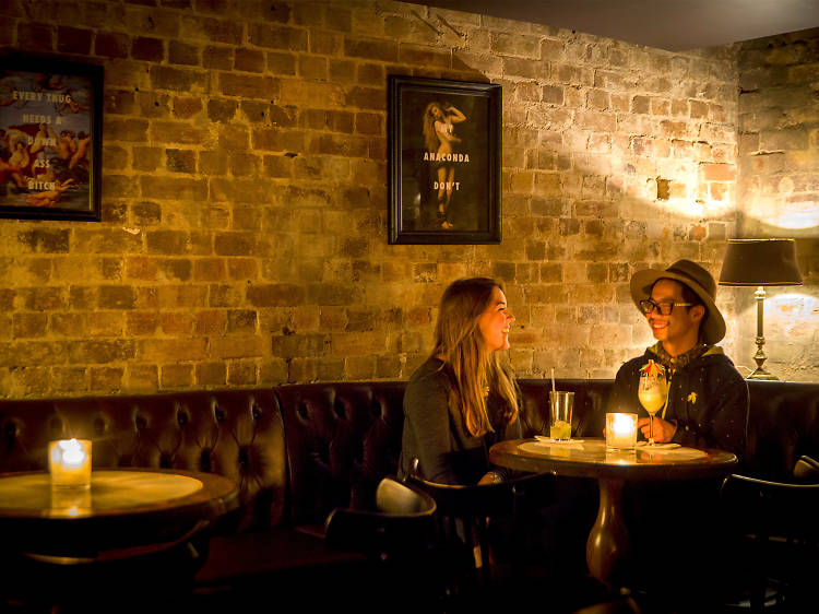 The best first date bars in Sydney