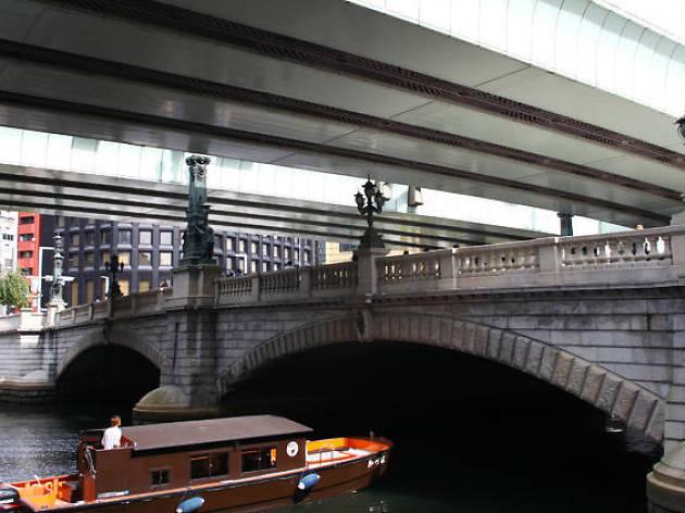 七街道の起点は行く。ー8月4日は橋の日。