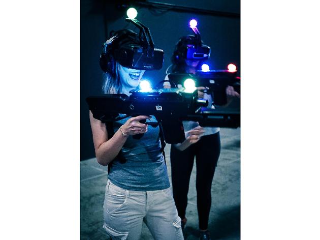 ZERO LATENCY VR(東京ジョイポリス内)