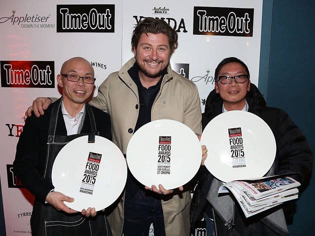Get your tickets to the Time Out Food Awards