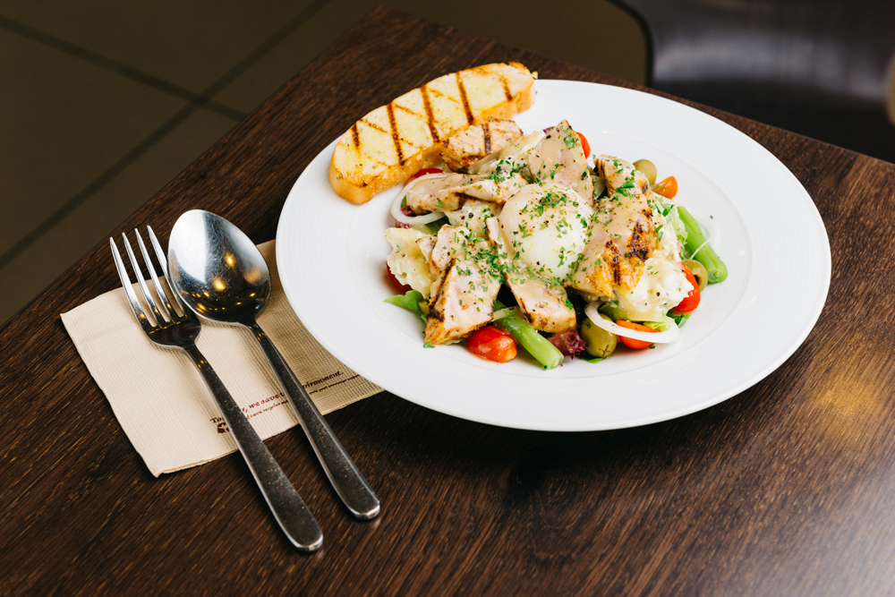 The Carving Board, Tuna salad