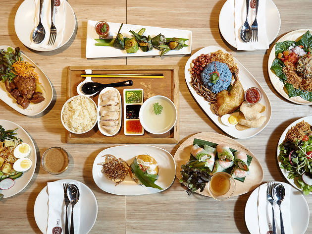 So asean restaurants in din daeng bangkok for Asean furniture