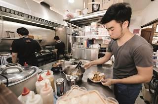 Hawkerpreneur, Fish and Chicks, Justin Lim
