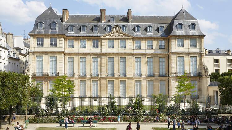 Musée Picasso Traversée Marais