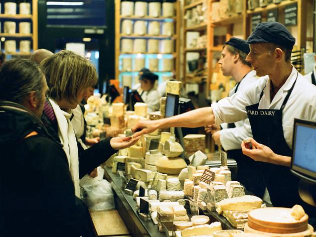 neal's yard, cheese