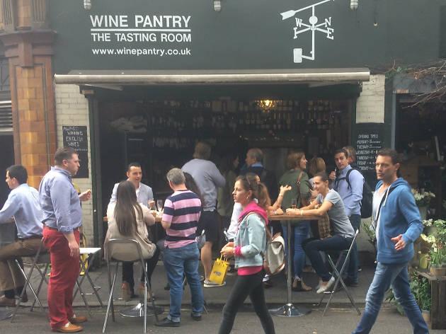 wine pantry shop