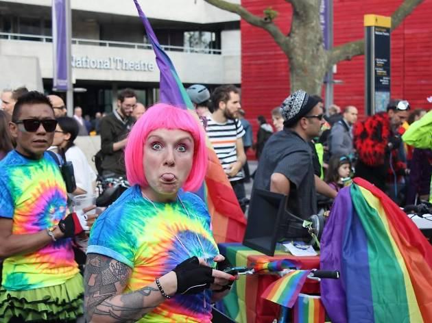 IBikeLondon: Carnival Heats