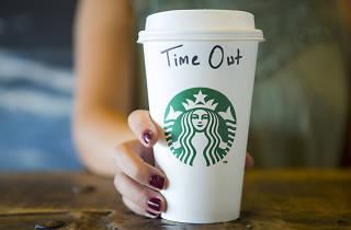 Time Out İstanbul Starbucks'larda