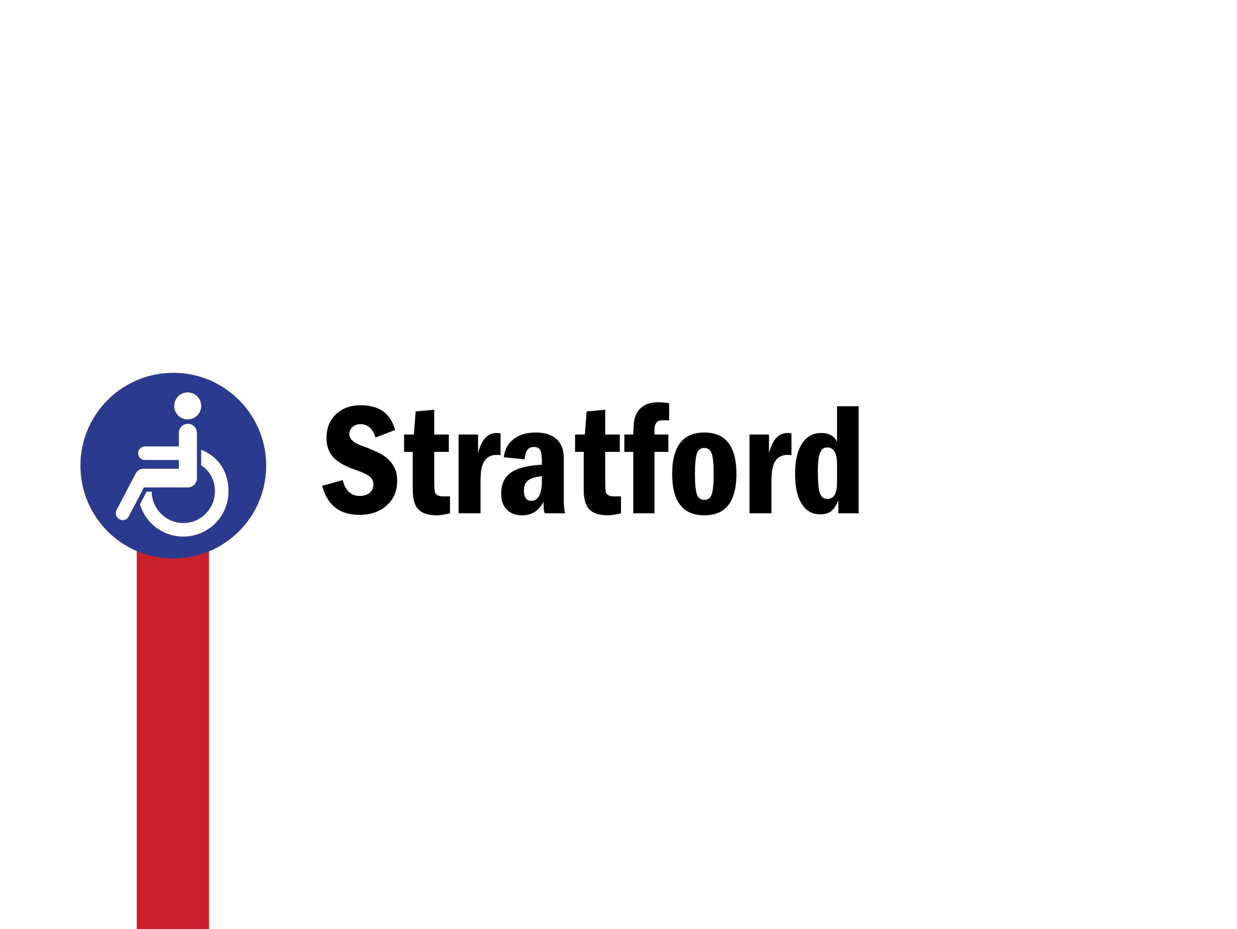 Night tube: Stratford