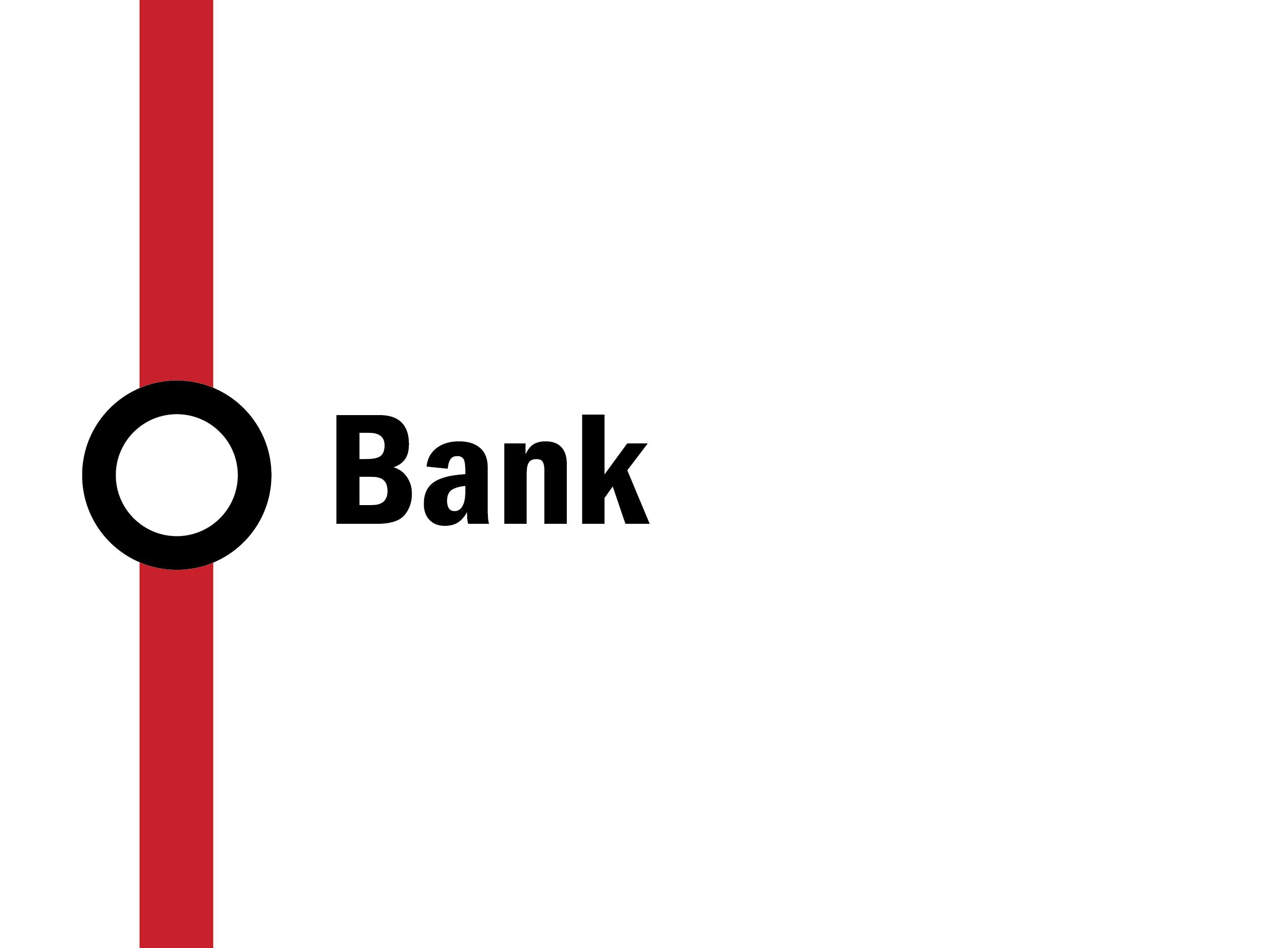 Night tube: Bank