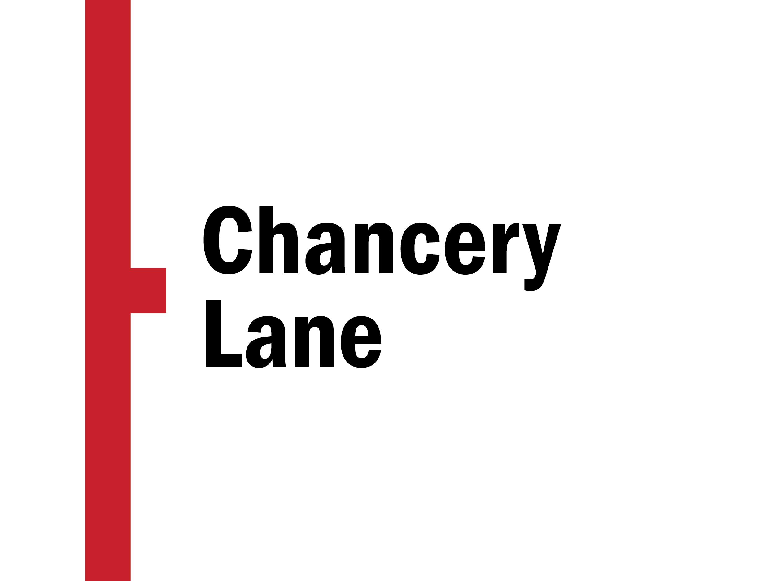 Night tube: Chancery Lane