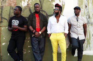 48th Voll-Damm Festival Internacional de Jazz de Barcelona: Robert Glasper Experiment
