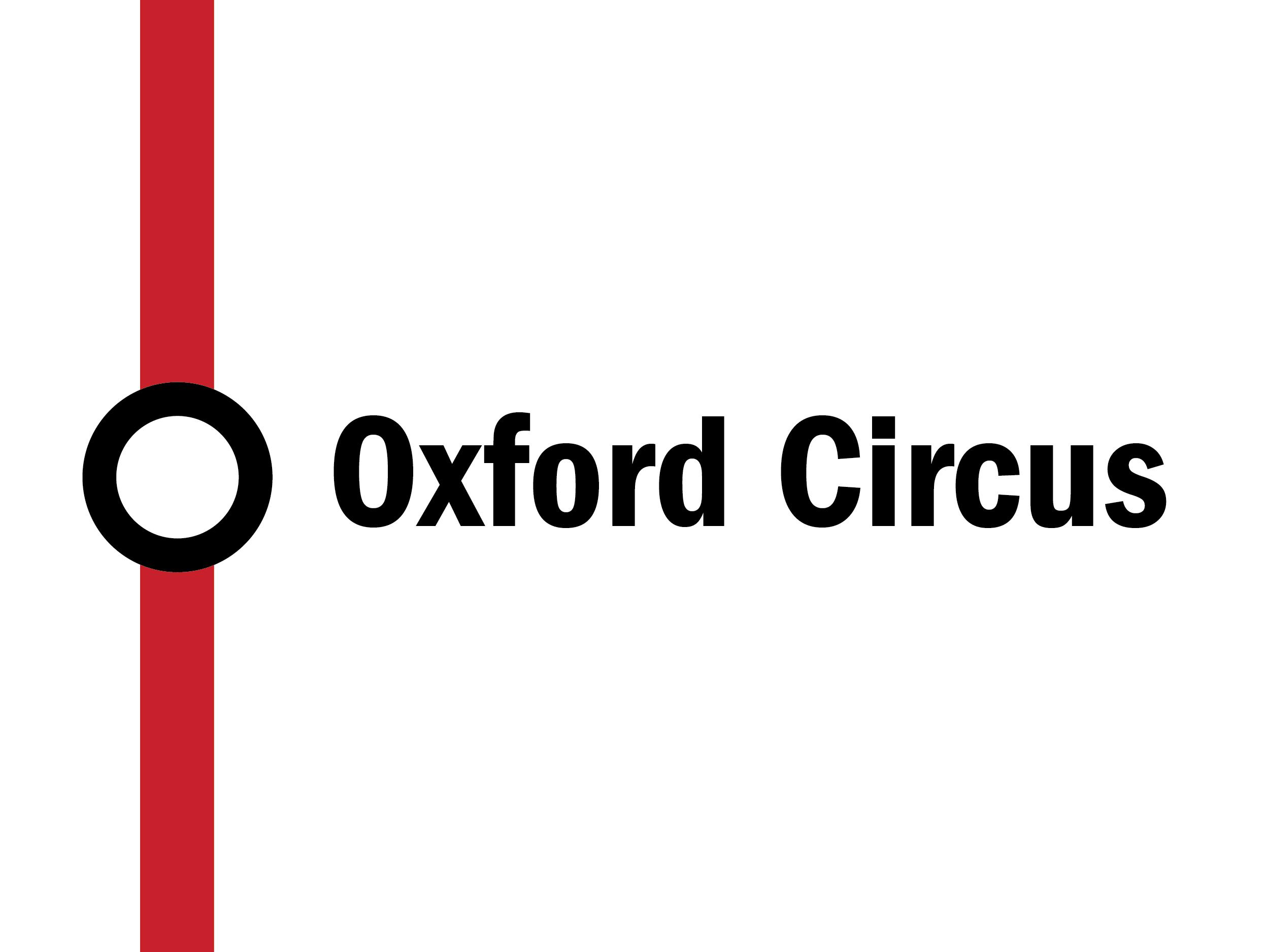Night tube: Oxford Circus
