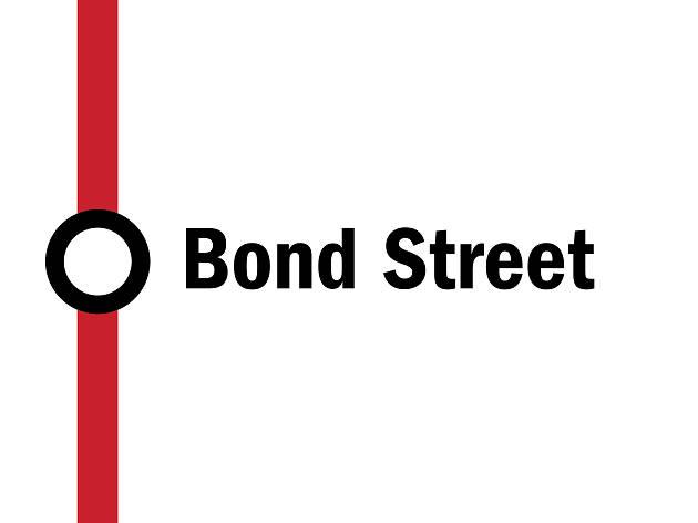 Night tube: Bond Street