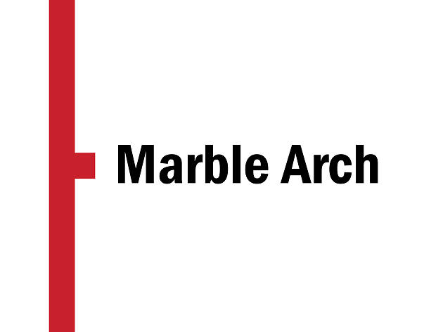 Night tube: Marble Arch