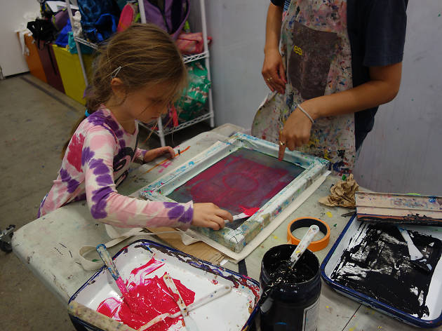 CMA Celebrates Textile Month: Surface Design Workshop