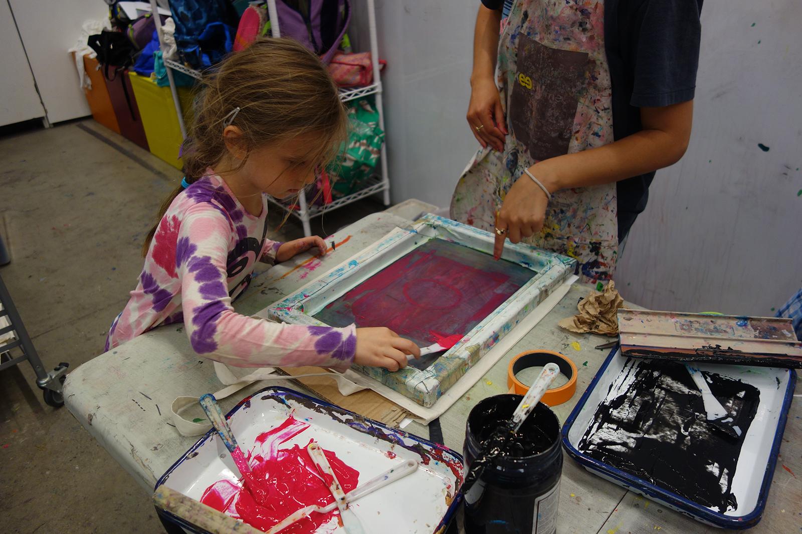 CMA Celebrates Textile Month: Surface Design Workshop