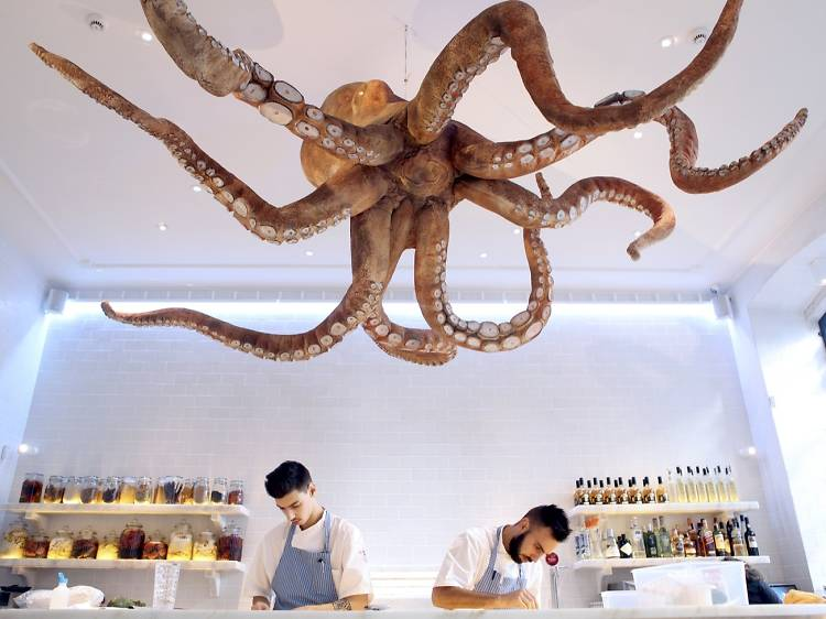 Os melhores restaurantes em Lisboa