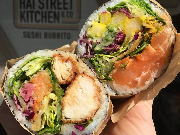 Best sushi burritos in nyc at these japanese restaurants for Akira japanese cuisine nyc