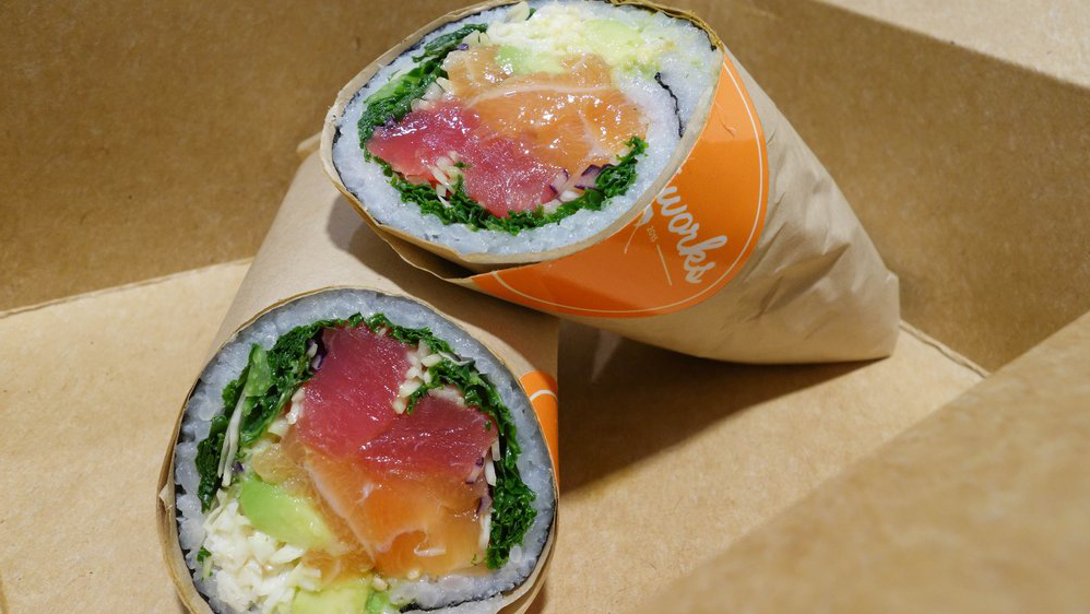 Every sushi burrito in NYC worth eating