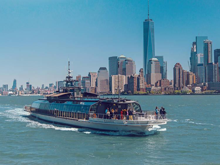 Bateaux New York Dining Cruises