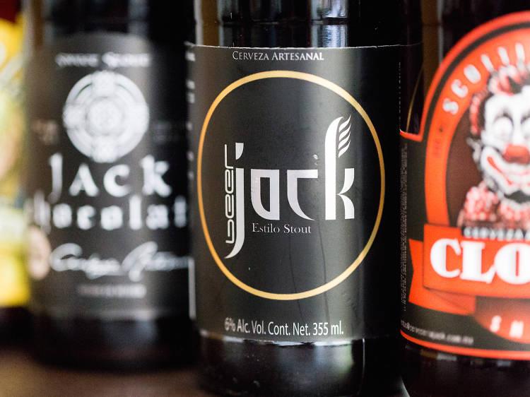 Cervecería Jack