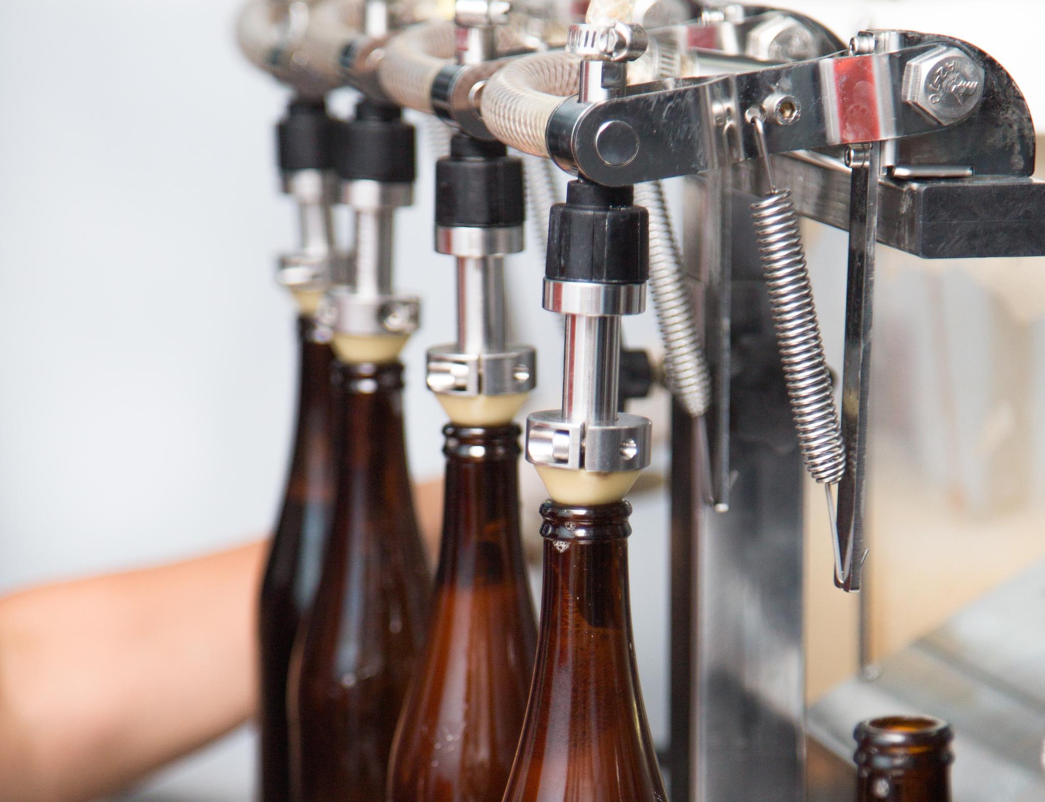 Cerveza artesanal hecha en la CDMX