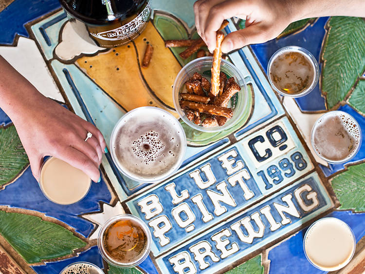 Blue Point Brewery (Patchogue)